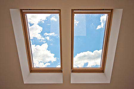 interior skylight